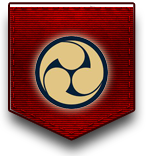 koryu jutsu international badge